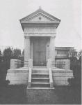 撤去された室中時代の「泰安殿」昭和21年